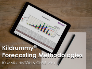 Kildrummy® Forecasting Methodologies